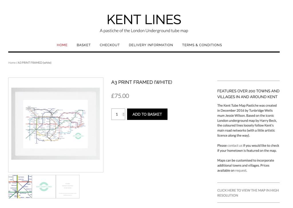 Kent Lines