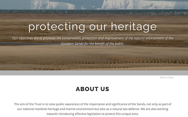 Goodwin Sands Conservation Trust